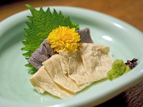 Kyoto Savouring Yuba 湯葉 At こ豆や Komameya Paperblog