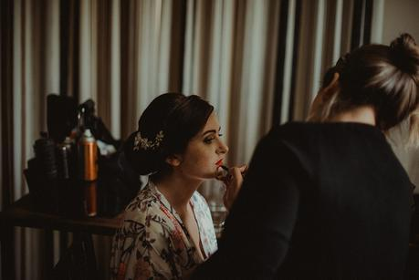 A Vintage Chic Auckland Wedding by Michael Schultz Photography