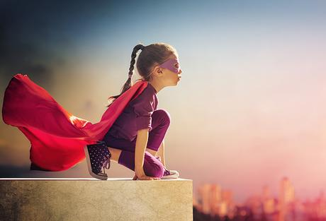 We can all be super girls.