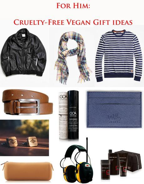 Gift Guide: Cruelty-free Vegan Gift Ideas For Him