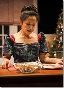 Review: Christmas at Christine's (Silk Road Rising)