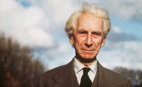 Philosopher Bertrand Russell