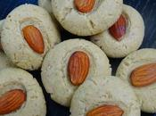 Less Whole Wheat Almond Cookies Recipe (Step Step with Photo)