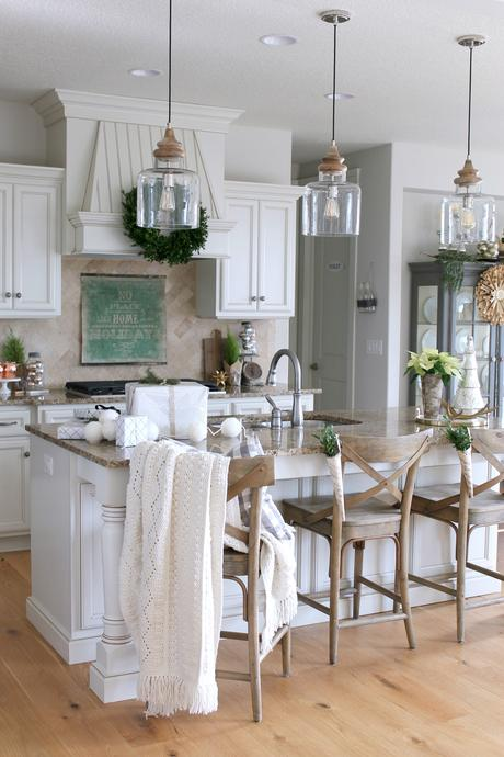 New Farmhouse Style Island Pendant Lights Paperblog