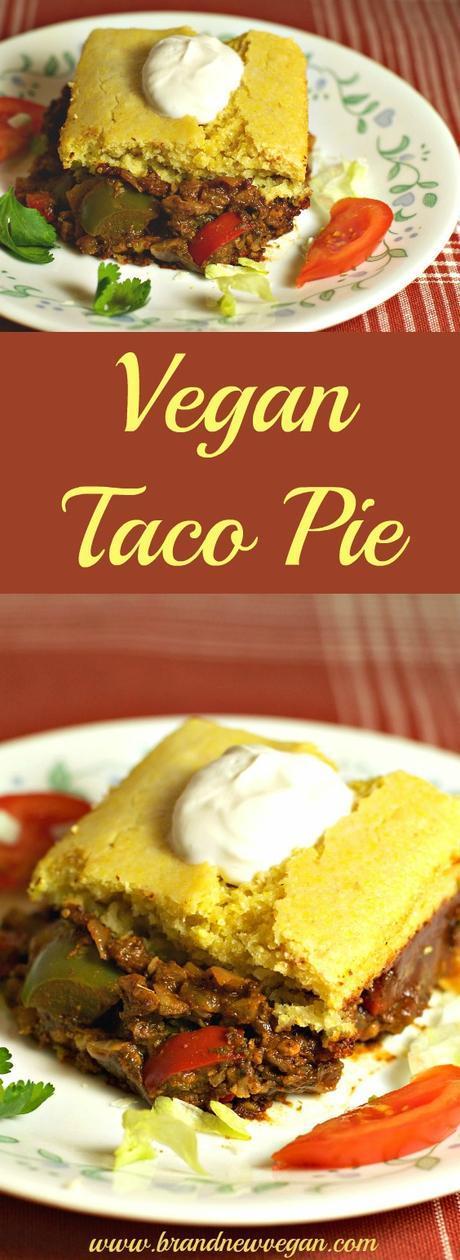 vegan taco pie pin