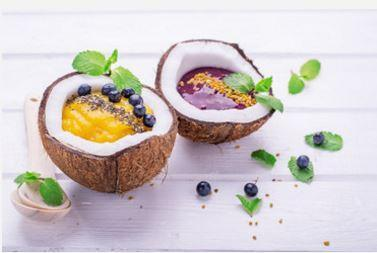 paleo smoothie bowl featured image