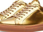 Merry Metallics: Paul Smith Metallic Basso Sneakers