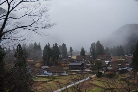 Japan: Shirakawago and Ainokura Village
