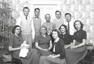 MY HAPPIEST CHRISTMAS: A Mother's Christmas Letter about Family (December 19, 1952)