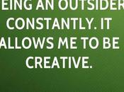 True Creative Thinkers Tend Outsiders, Non-conformi...