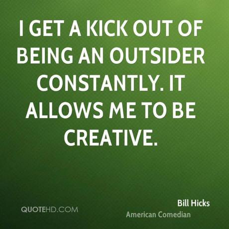 True creative thinkers tend to be outsiders, non-conformi...
