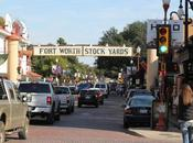 Getting Down Fort Worth Stockyards