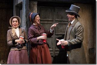 Review: Twist Your Dickens (Second City at Goodman Theatre, 2016)