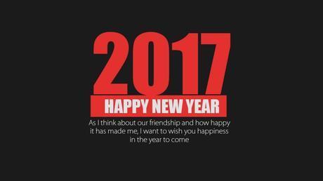 Happy New Year 2017 Wishes, Greetings, Whatsapp Status