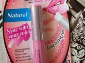 LipIce Sheer Colour Balm Review