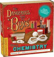 Fear and loathing in chemistry sets