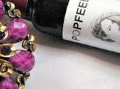 Popfeel Wine Bottle Liquid Matte Lipstick from Banggood.com Review, Swatch Application