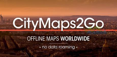 City Maps 2Go Pro Offline Maps v4.11.1 APK