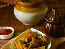 Make Kamrakh Achar, Star Fruit Pickle