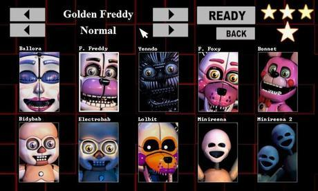Five Nights at Freddy's: SL v1.01 APK