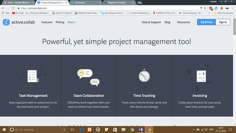 Self-Hosted Project Management Software: Active Collab | Review