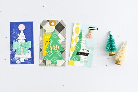 Maggie Holmes Design Team : Christmas Tags