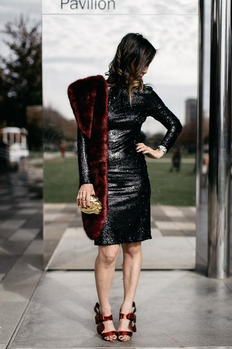 Chic at Every Age // Holiday Party Dresses with WHBM
