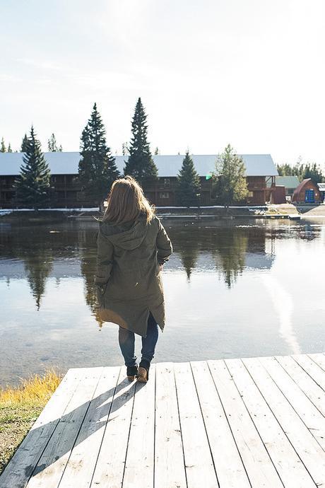Dressing For Winter Travel