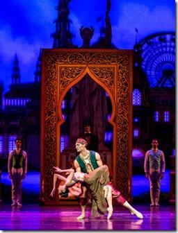 Crafting a new Nutcracker for the Joffrey Ballet