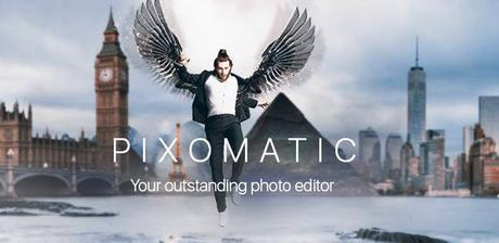 Pixomatic photo editor v1.1.1 APK