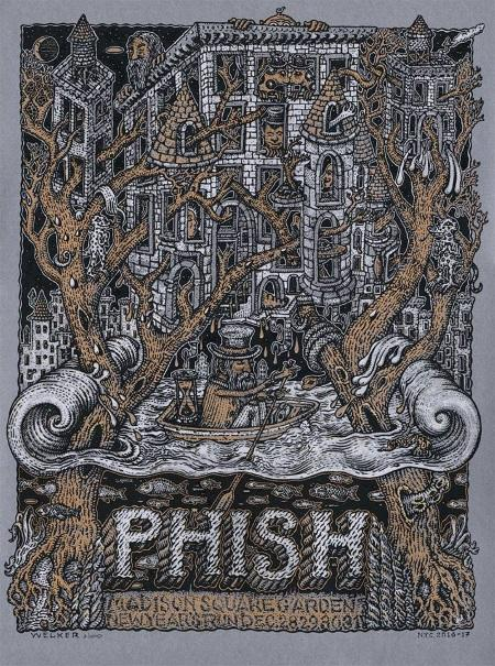 Phish 2015 NYE run SBD + torrents: New York 2015/12/28