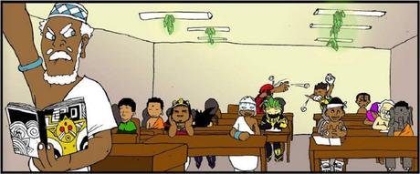 Orisha Pikin and the Future of African Comics