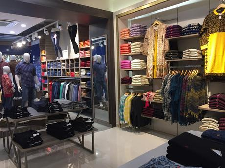 #MonteCarloinDelhi Monte Carlo's Largest Exclusive Brand Outlet for Delhiites