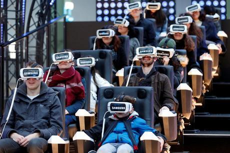 VR Cinema Is Here – And Audiences Are In The Drivers' Seat