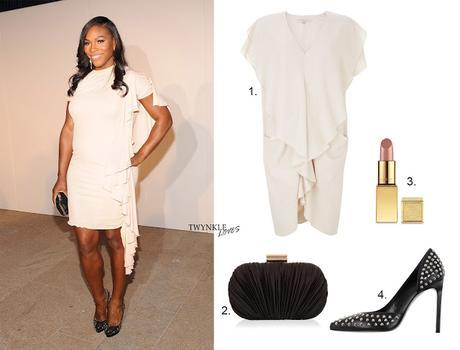 GET THE LOOK | SERENA WILLIAMS