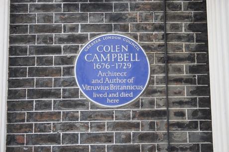 #plaque366 Colen Campbell