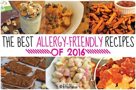 The Best Allergy-Friendly Recipes of 2016
