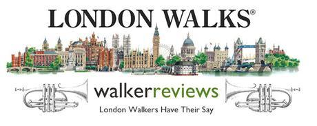 #London Walkers Review London Walks: The Lure of the Underground @fionalukas