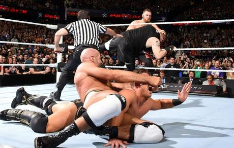The Best Wrestling Matches of 2016 (30-16)