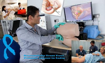 Fly to India for Affordable Prostate Cancer Treatement : Internatinal Patient Assistance