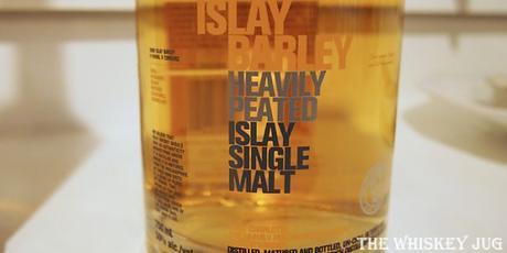 Port Charlotte Islay Barley Label