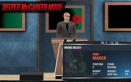 NBA 2K17 v0.0.27 APK