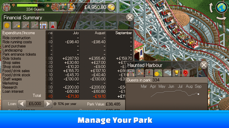 RollerCoaster Tycoon® Classic v1.0.3.1612301 APK
