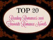 2016 Favorite Romance Books!