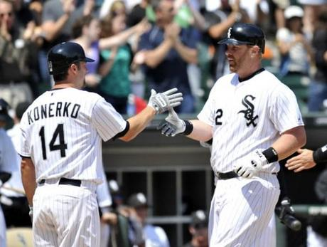 Chicago White Sox: Projected Lineup for 2012