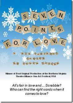 Seven Points For Love - Fury Theatre - poster