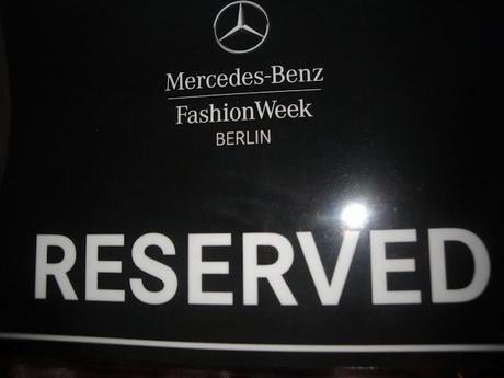 Mercedes-Benz Fashionweek Berlin (06.07.11-09.07.11) Spring / Summer 2012