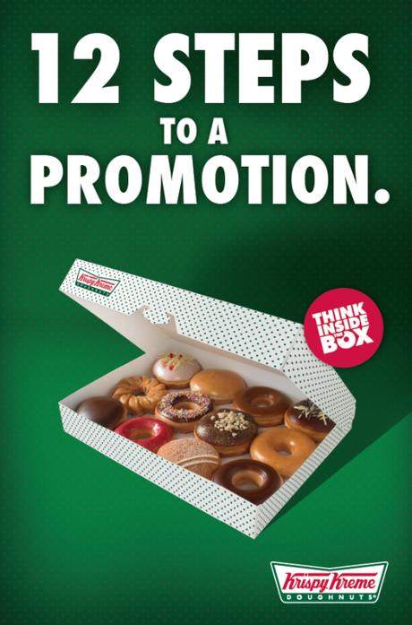 Advance Your Career With Krispy Kreme