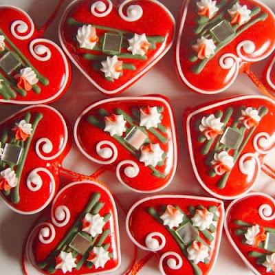 RED SWEET HEARTS-THE BEST IDEA FOR VALENTINE GIFT