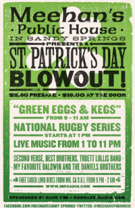 St. Patrick's Day Events In Atlanta